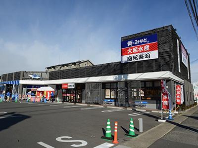 街のみなと 京都伏見店