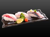 天然魚三種