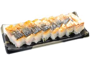 焼さば押し寿司