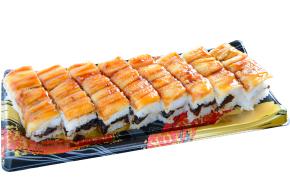 煮穴子押し寿司