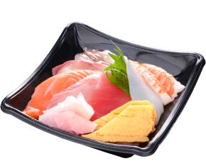 日替り上・海鮮丼